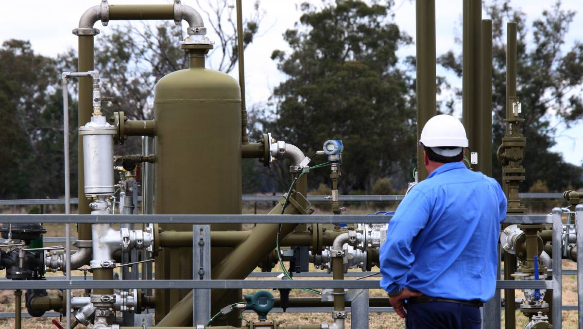 Queensland Hunter Gas Pipeline joins with Jemena for stage one for Santos Narrabri approval